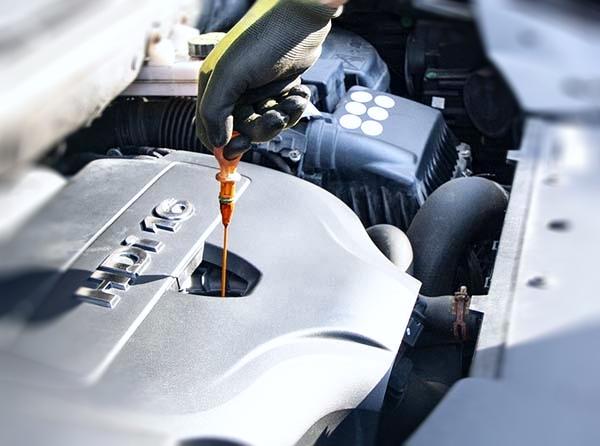 Få din olie skiftet hos Kaas Autoværksted i Pandrup